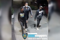 Manhattan pack of thieves steal thousands on eight-day spree